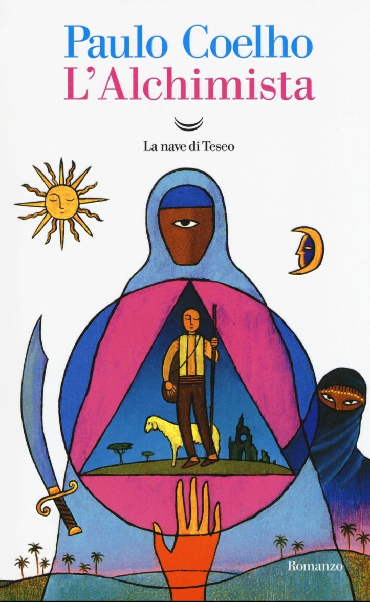 Alchimista libro Paulo Coelho