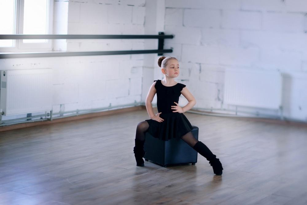 baby ballerina studio di danza