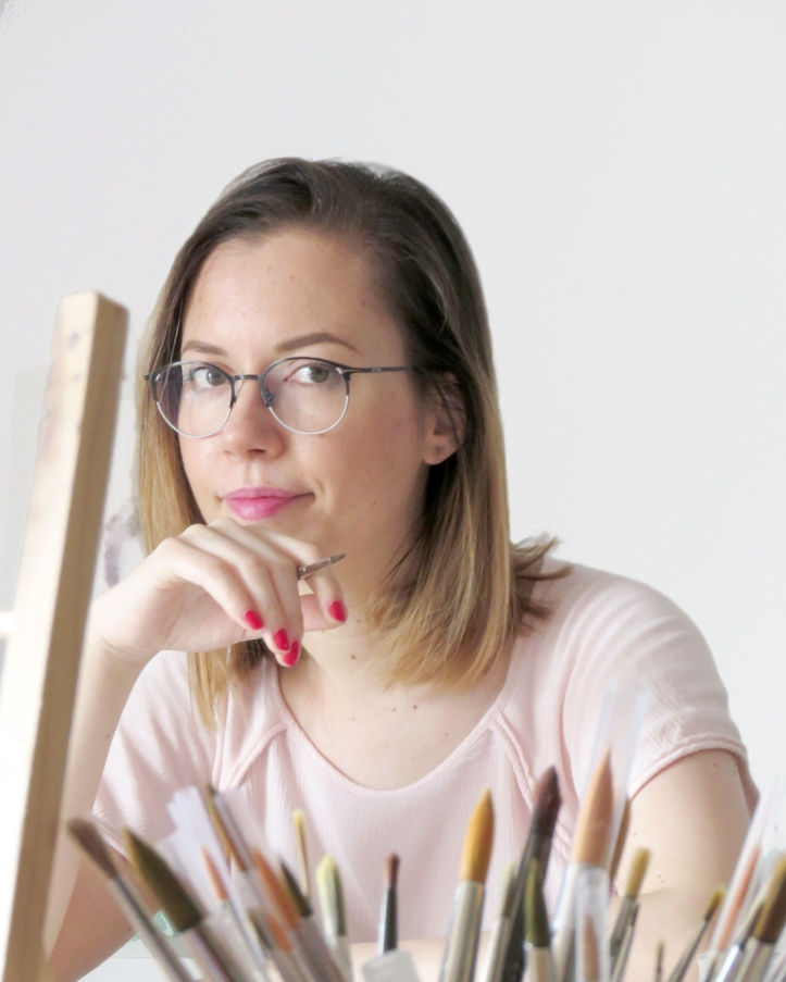 Artista spagnola illustratrice Almu Ruiz, intervista di Valentina Valoroso