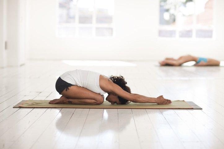 posizioni dello yoga e loro efficacia