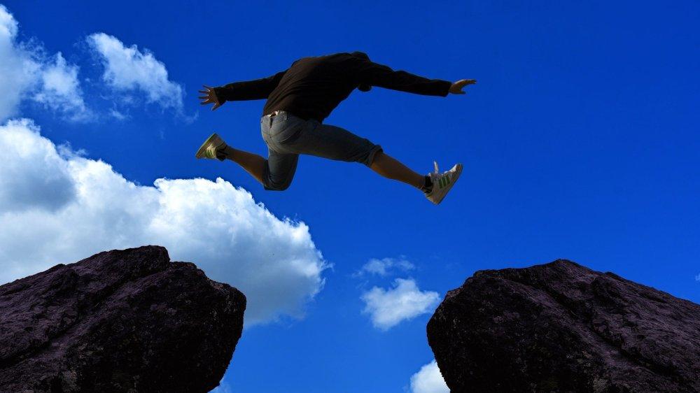 superare gli ostacoli con ottimismo