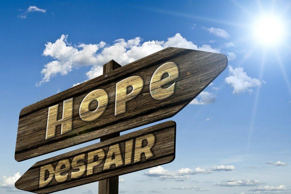 come mantenere sempre la speranza